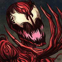 Daily Sketches Carnage by fedde