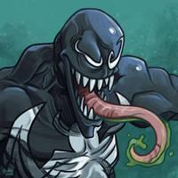 Daily Sketches Venom by fedde