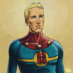 Daily Sketches Miracleman by fedde