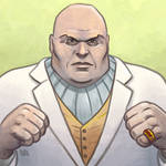Daily Sketches Kingpin by fedde