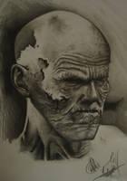 old zombie..... by RGarabal