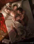 Super Cuddle by albron111