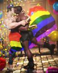 Gaypride Love by albron111