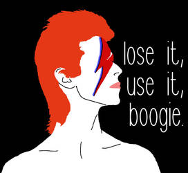 Bowie by KevinMenace
