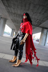 Vincent Valentine by Ankh-Feels