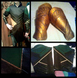 Loki Cosplay Progress by Ankh-Feels