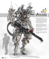 ATLASS by NOMANSNODEAD