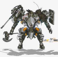 Taurus_mobile power platform by NOMANSNODEAD