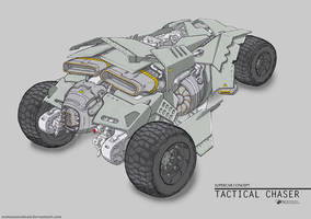 Tactical Chaser by NOMANSNODEAD
