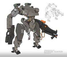 Armor Eater by NOMANSNODEAD