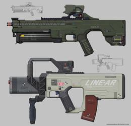 Old gun stuff by NOMANSNODEAD