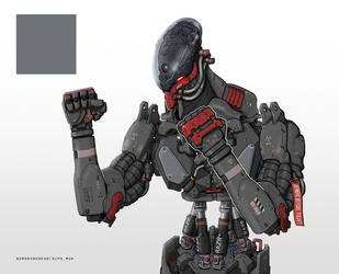 Diablo The Red by NOMANSNODEAD