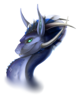 D'zidra Headshot .:B-Day Gift:. by 16Shards