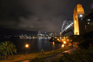 Sydney at Night by ymmijofmyself