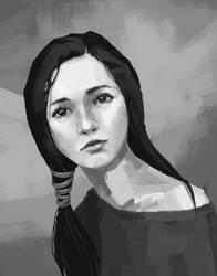 Portrait1 by alexeibulanov