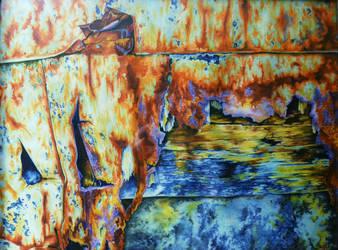 Rust Series 4 by jimhaller