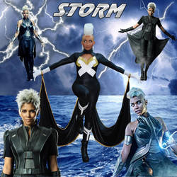 X-Men Storm Halle Berry by SuperShowgirlCosplay