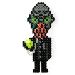 Nephew Ood - Monster Mondays by arcade-art