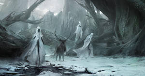 Revenants by rossdraws