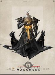 Masamune by rossdraws