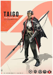 Taigo by rossdraws