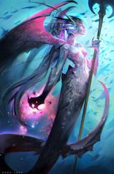 Mermaid! by rossdraws