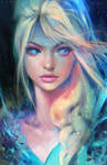 ELSA!! : Youtube by rossdraws