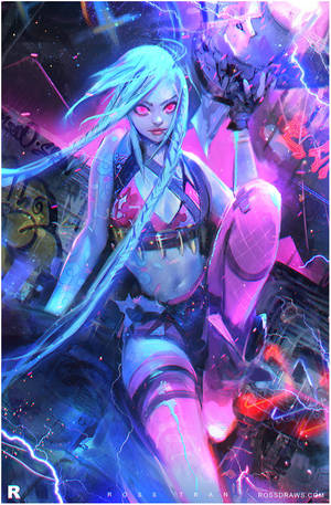 JINX! : YouTube! by rossdraws