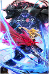 Fullmetal Alchemist!! : YouTube by rossdraws