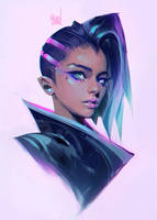Sombra by rossdraws