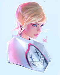 Pink Ice by rossdraws