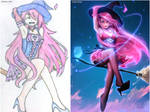 Drawing for a FAN!! : YouTube by rossdraws
