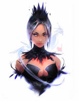 Untitled Portrait by rossdraws