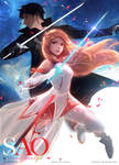 Sword Art Online: YouTube by rossdraws