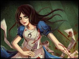 Alice: Madness Returns by rabbitblanca