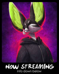 NOW LIVESTREAMING by Chebits
