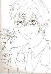 Ouran Highschool Host Club Haruhi (My Style) by MangaPhilosopher