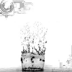 water drop by oeillade