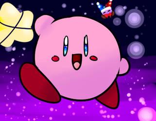 Kirby's super star by Kittyzu