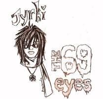 Jyrki69 pic in Black N White by CrimsonAnaconda