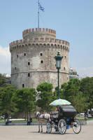 White Tower-Thessaloniki by CrimsonAnaconda