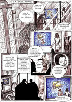 Heavenly Touched: Page 1 by CrimsonAnaconda