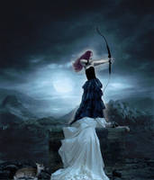 Iphigenia's Sacrifice by CrimsonAnaconda