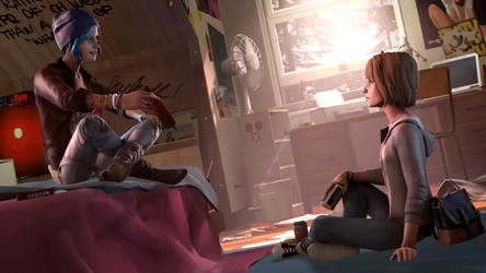 Old Times (Life Is Strange) by GladiusGaming