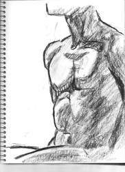 Day 1, sketch 4 by graphyt
