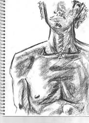 Day 1, sketch 5 by graphyt