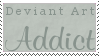 DA addict by StampCollectors