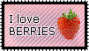 I love berries by StampCollectors