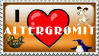 I heart Altergromit by StampCollectors