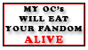 RP Eat your fandom by StampCollectors